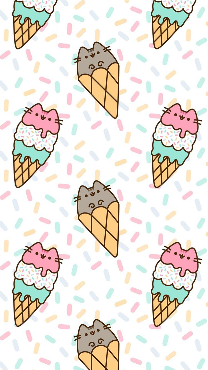 Pusheen discovered by MarvelousGirl94 on We Heart It 720x1280