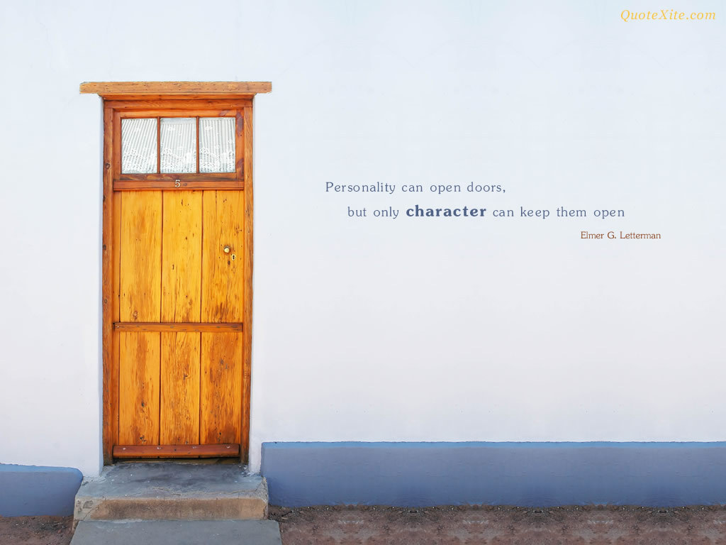 Open Door   Mind Your Own Business Wallpaper 3638954 1024x768