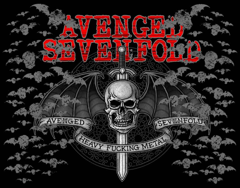 Avenged Sevenfold   Wallpaper by BigBoyLloydy 1024x804