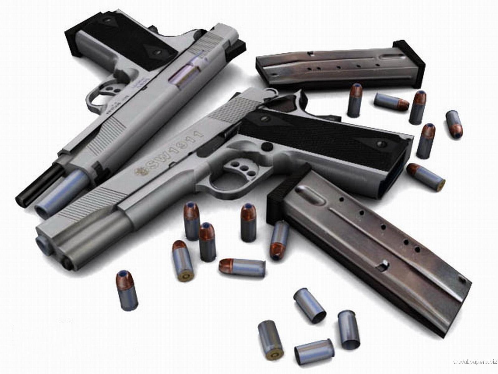 Best Wallpapers Guns Weapons Wallpapers 1600x1200