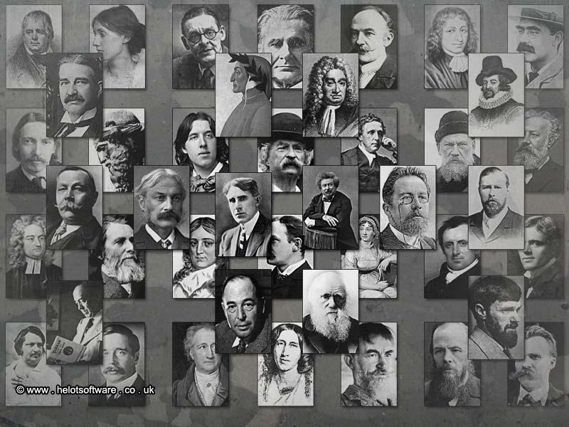 Literature writers