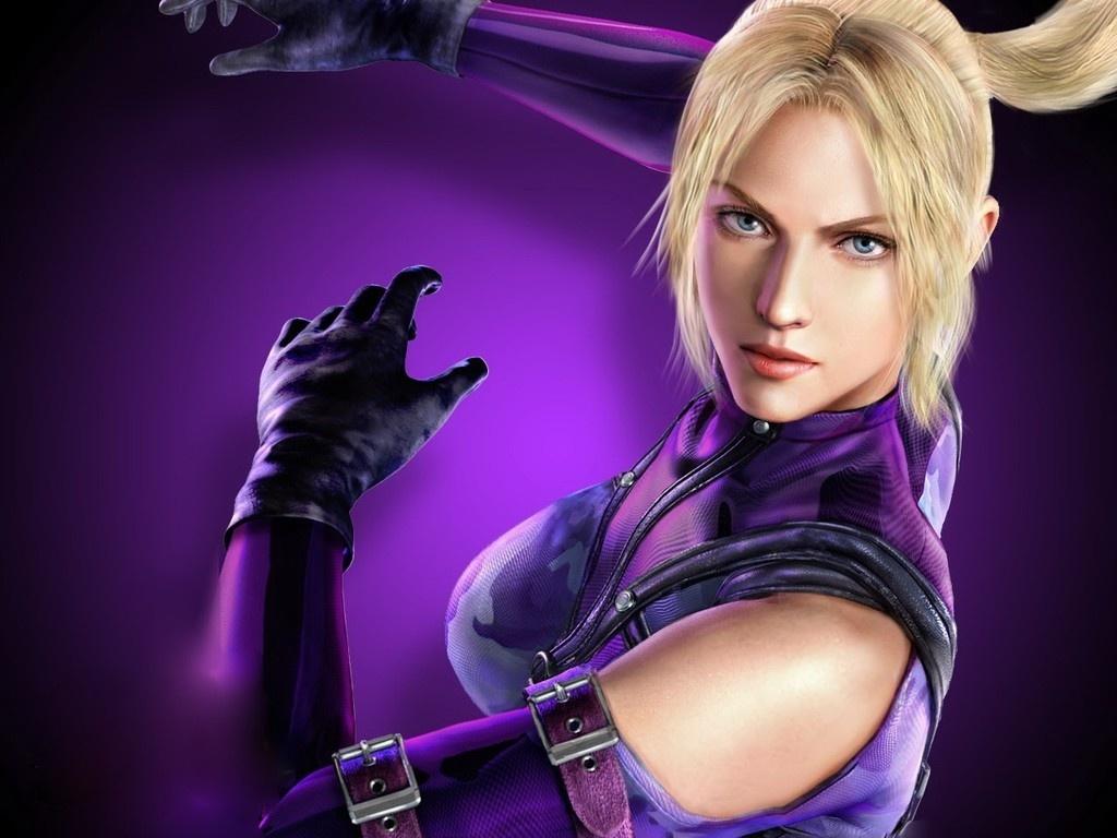 Tekken 6 HD wallpaper Tekken 6 wallpapers 1024x768