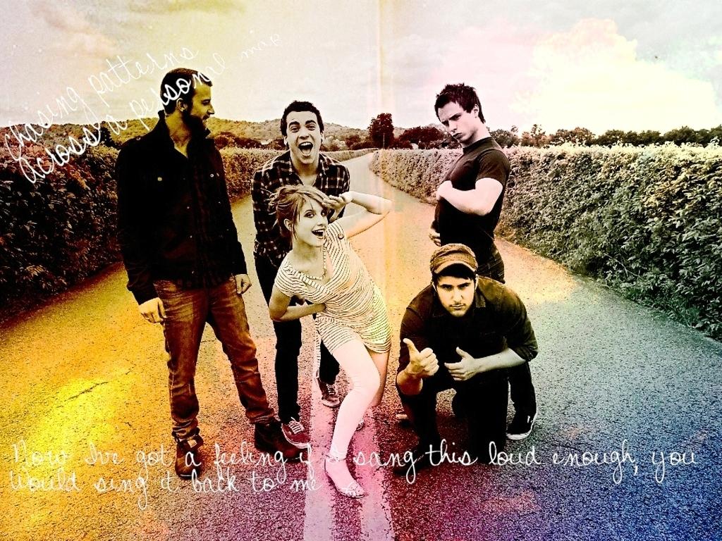 Paramore wallpapers - Paramore Wallpaper (11943727) - Fanpop