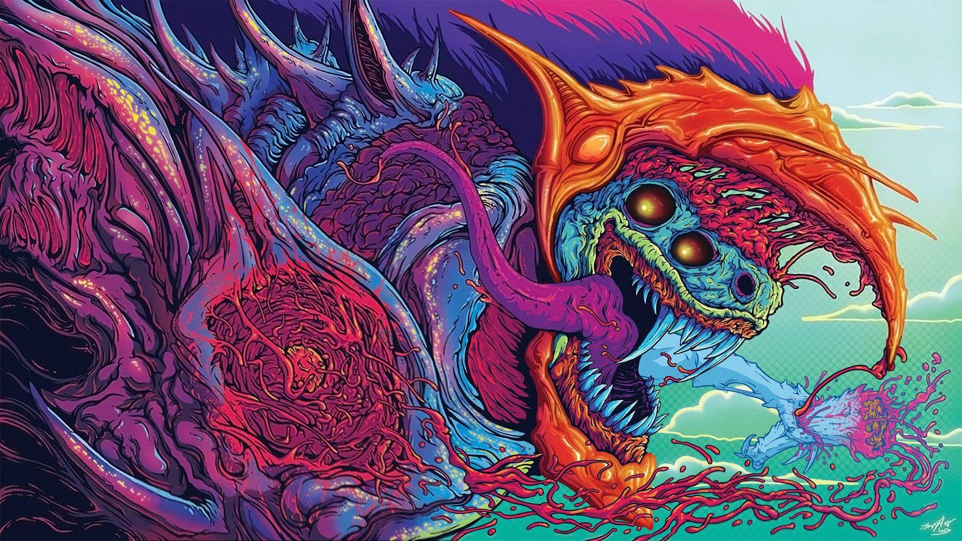Hyperbeast Wallpapers   Top Hyperbeast Backgrounds 1920x1080