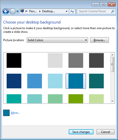 comtutorialshow to change the desktop background in windows 74 481x572