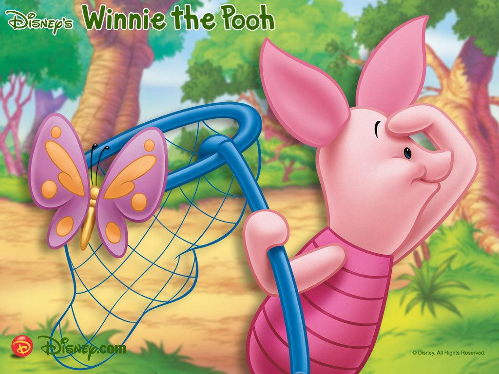Piglet Wallpaper   Winnie the Pooh Wallpaper 6614940 1024x768