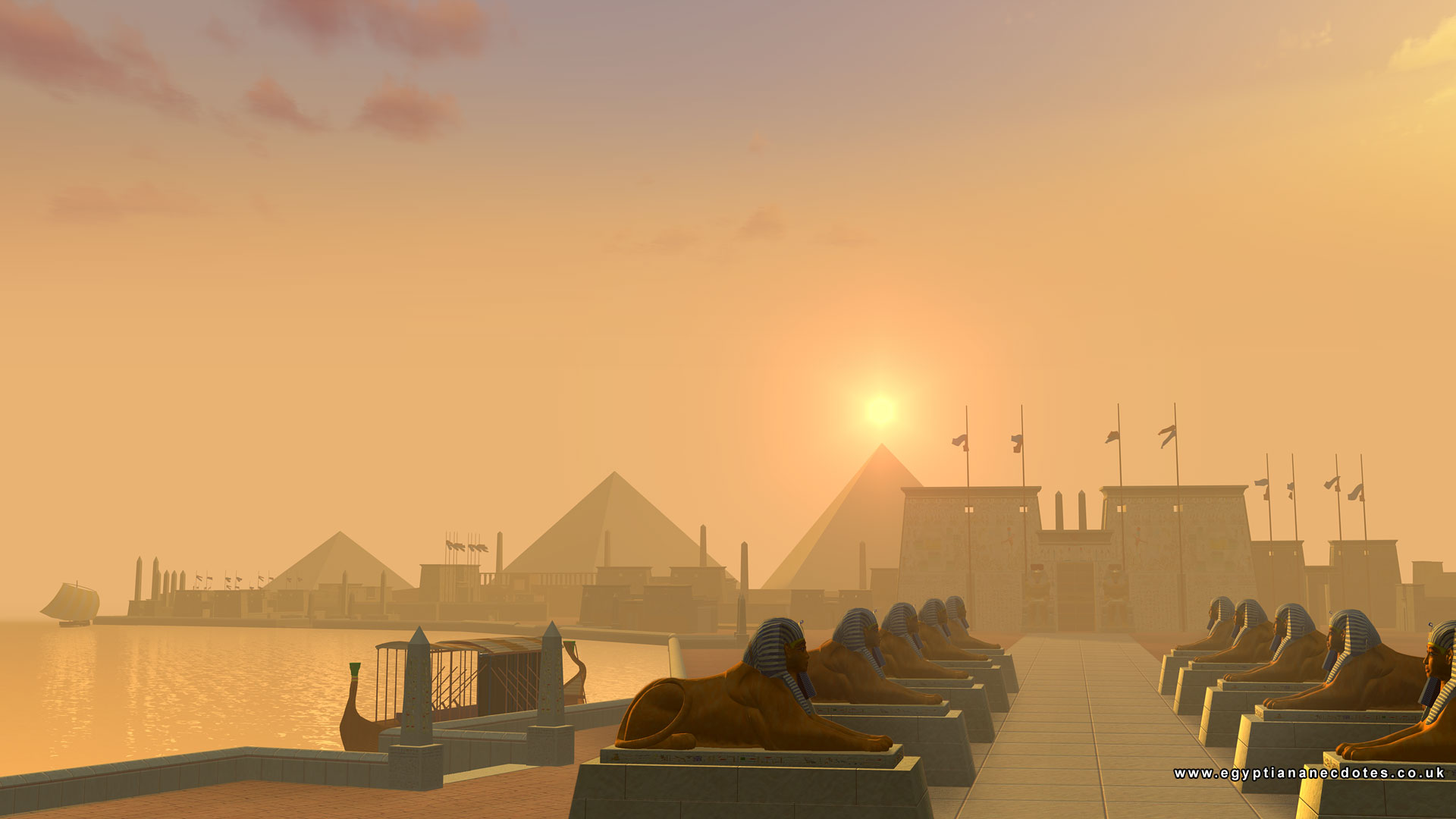 Ancient Egypt Wallpaper - WallpaperSafari