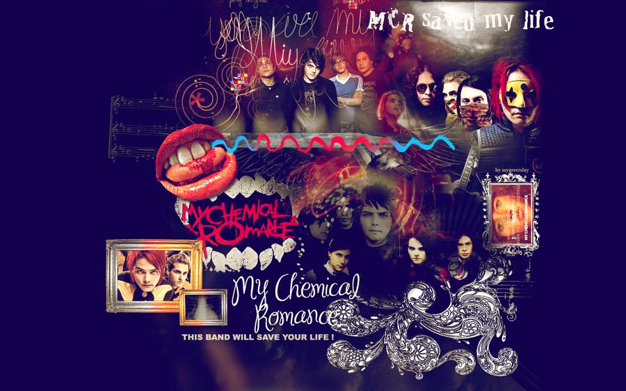 My Life My Way Wallpaper Mcr saved my life wallpaper025 900x563