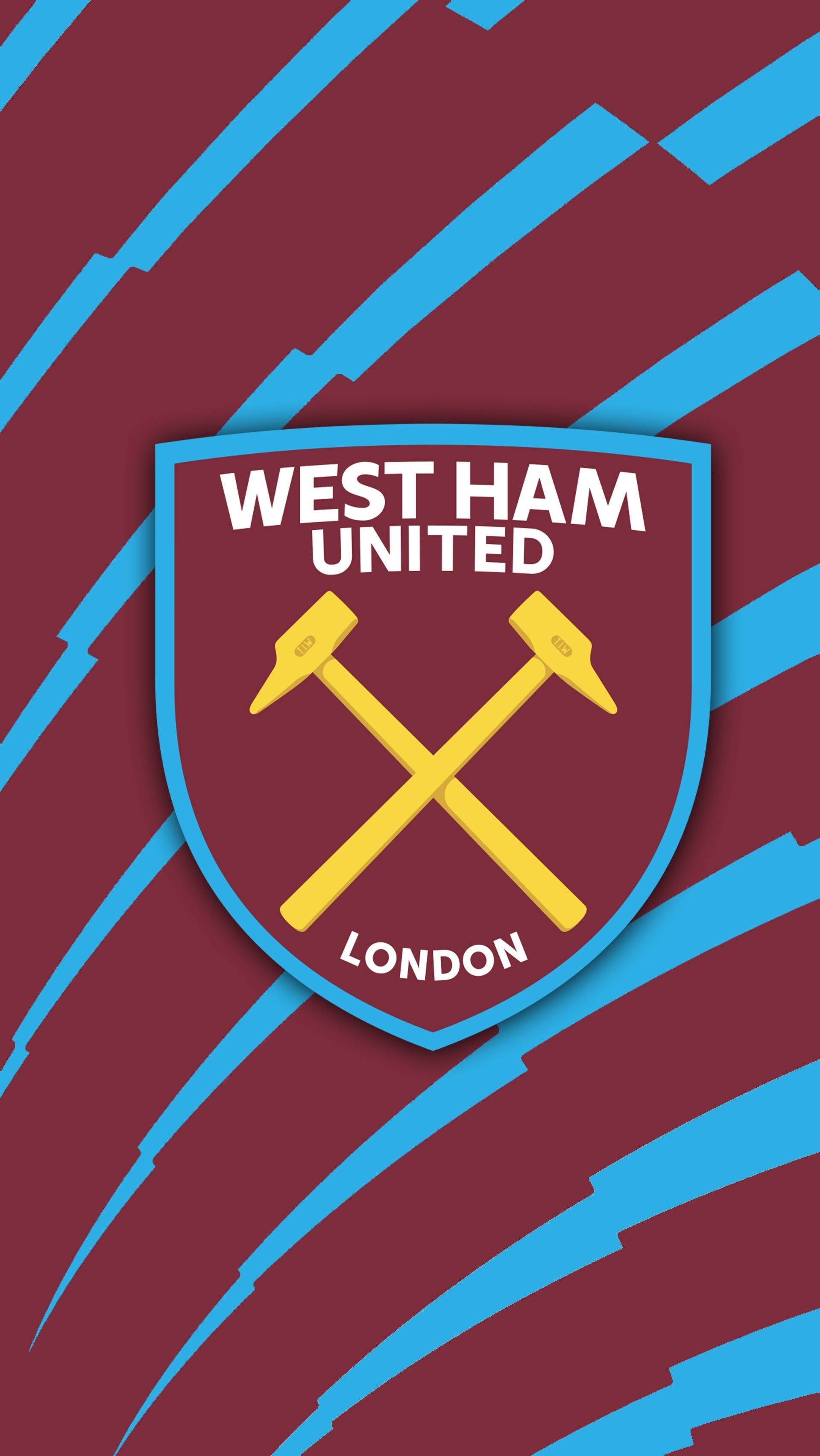 West Ham Premier League 1617 iPhone HD desktop wallpaper west 1920x3408