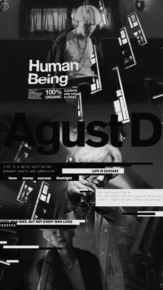 31 best Agust D images Bts quotes 676x1200