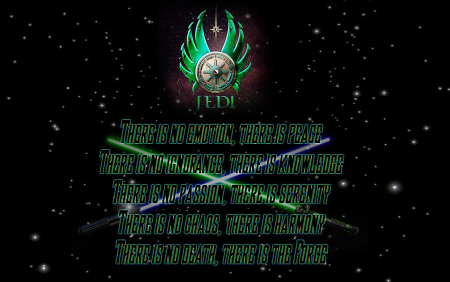 Jedi Code Wallpaper by Vires Ultio 900x563