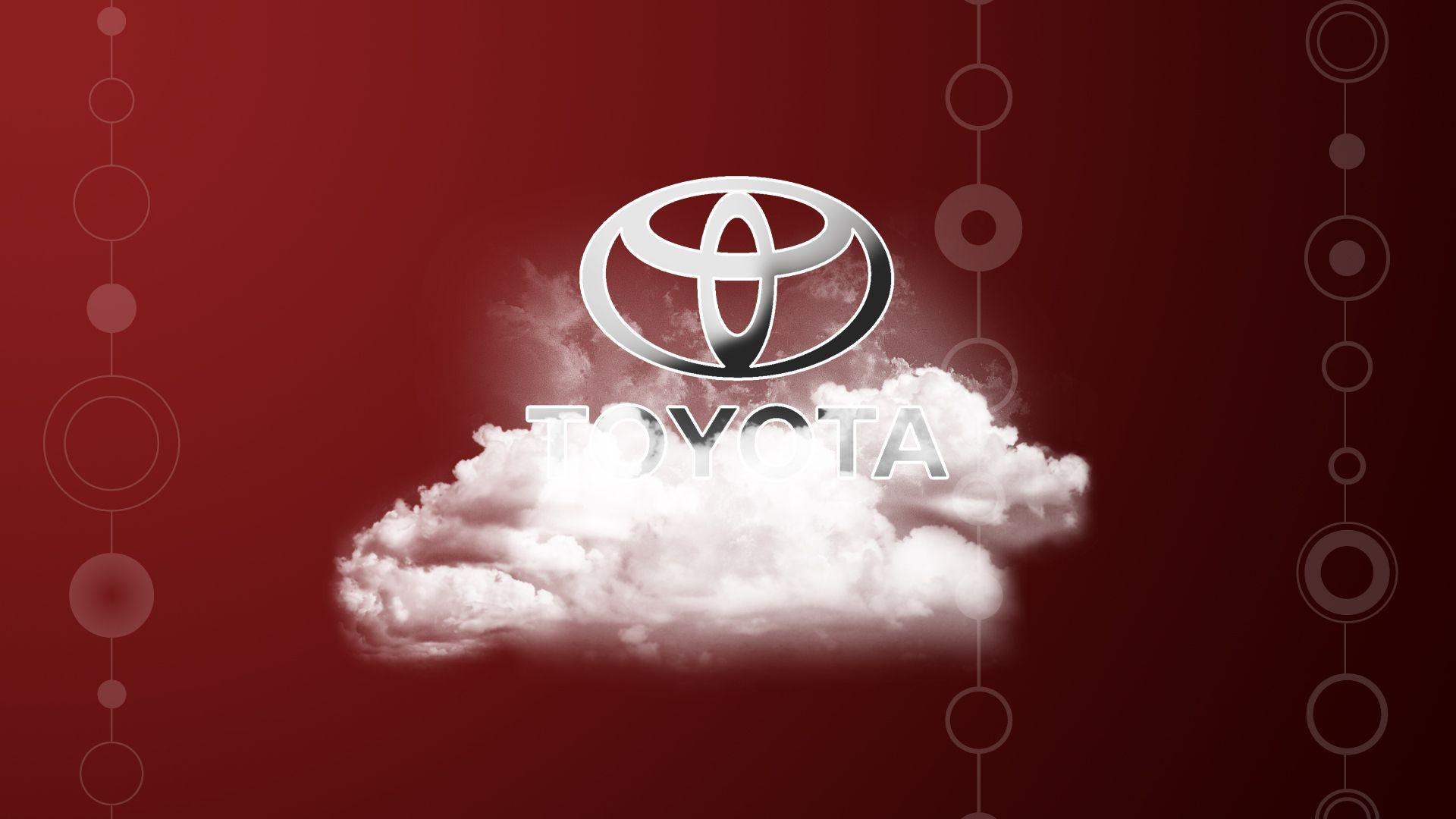 Toyota Logo Wallpapers 1920x1080