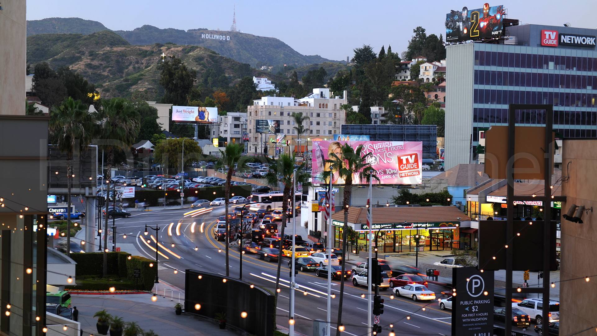 Hollywood Sign Wallpaper - WallpaperSafari