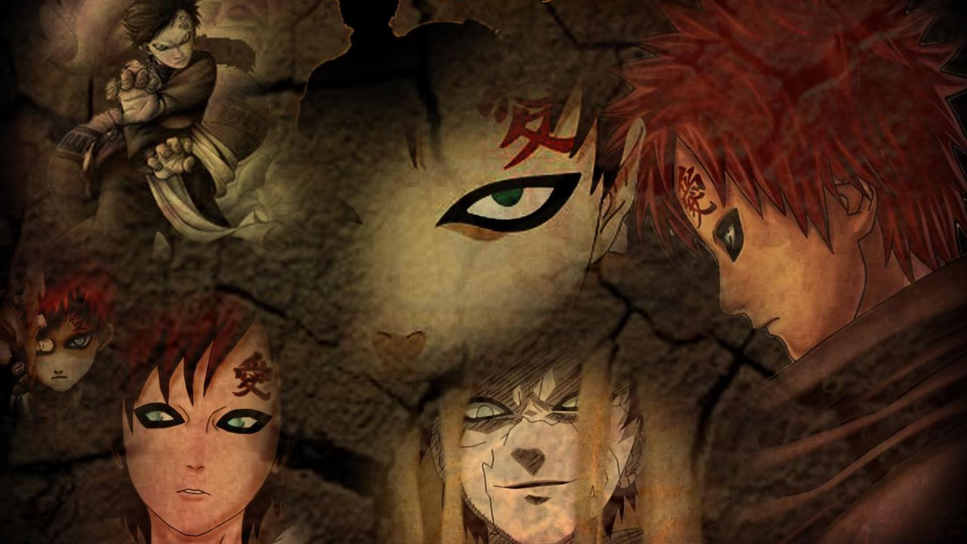 Gaara of the sand   134119   High Quality and Resolution Wallpapers 1920x1080
