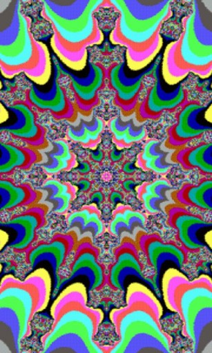 View bigger   Trippy Live Wallpaper for Android screenshot 307x512