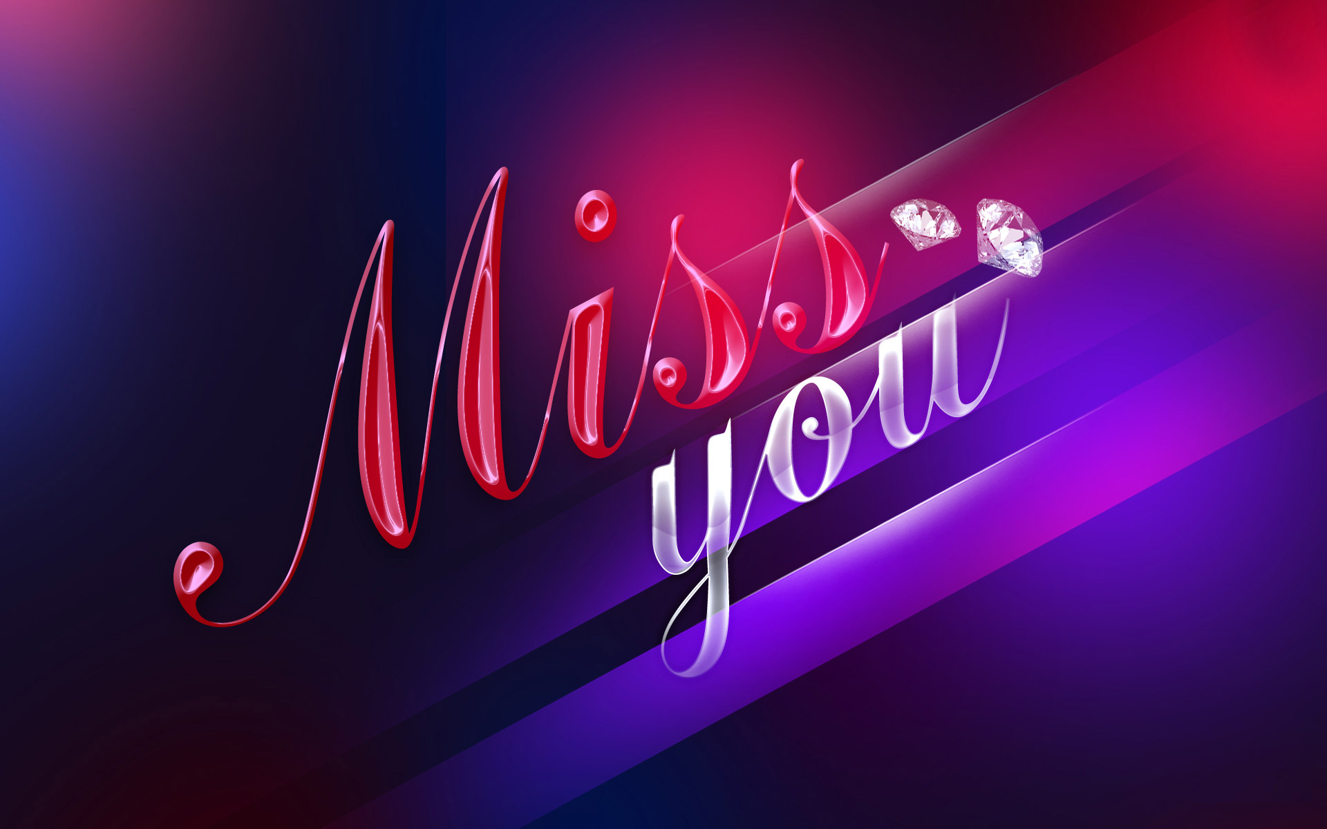 Cute I Miss You Hd Wallpapers   Wallducom 1920x1200