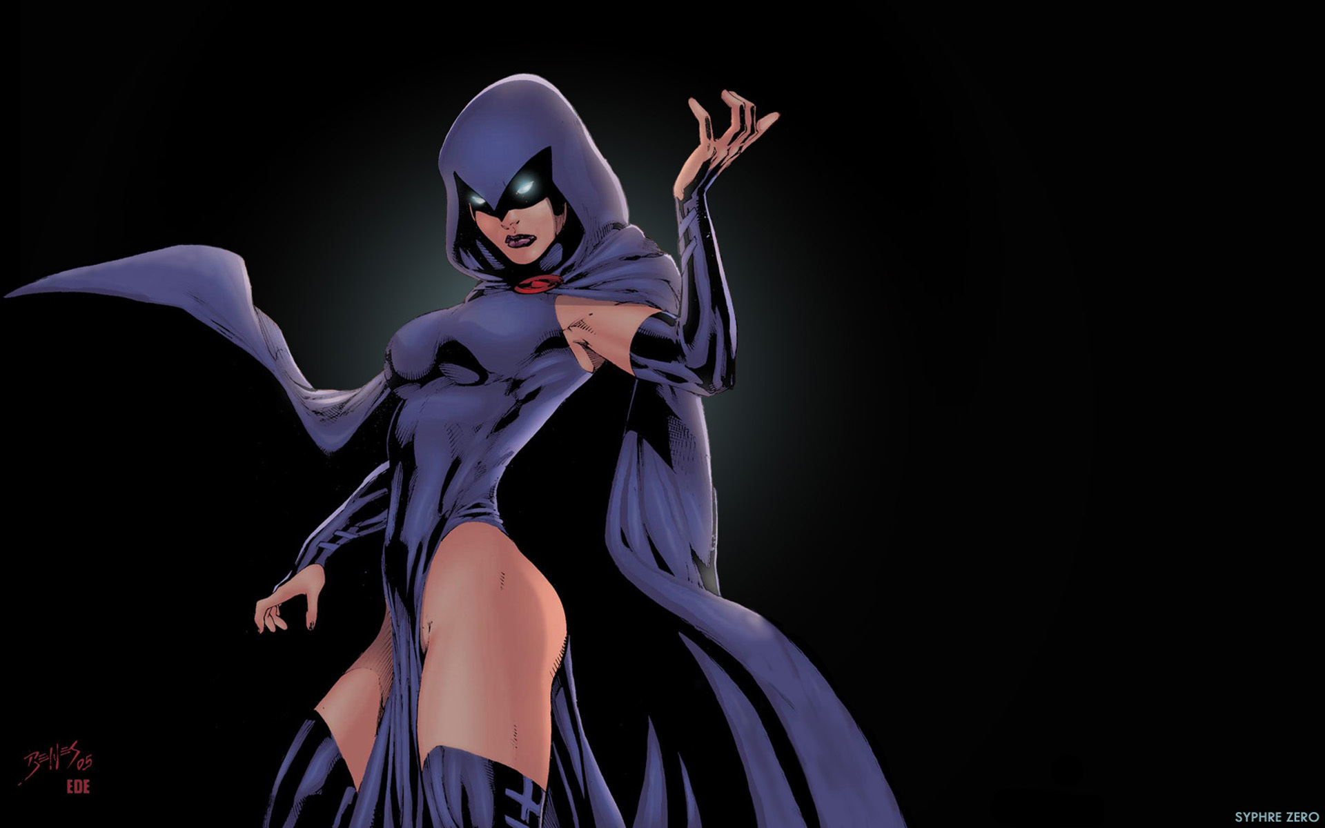 Fatales images Raven Widescreen HD wallpaper and background photos 1920x1200