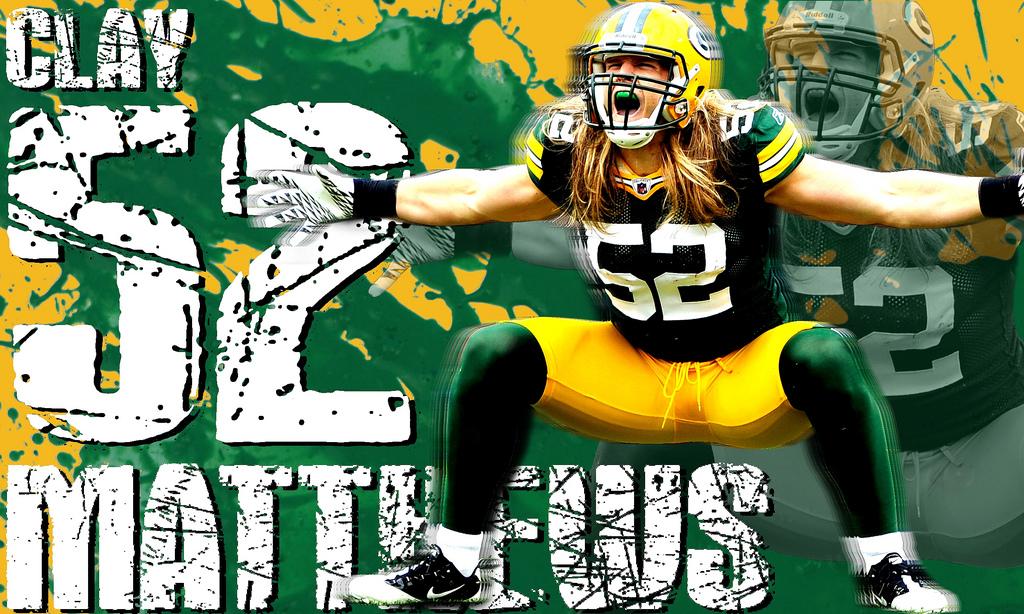 46+] Clay Matthews Wallpaper Packers on WallpaperSafari