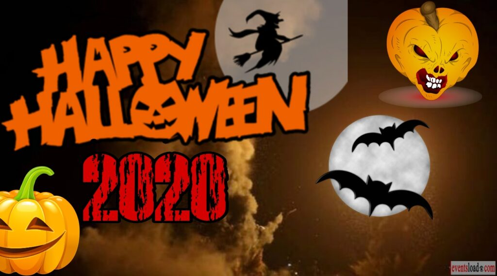 Happy Halloween 2020 Scary Wallpapers Download   Welcome to 1024x569