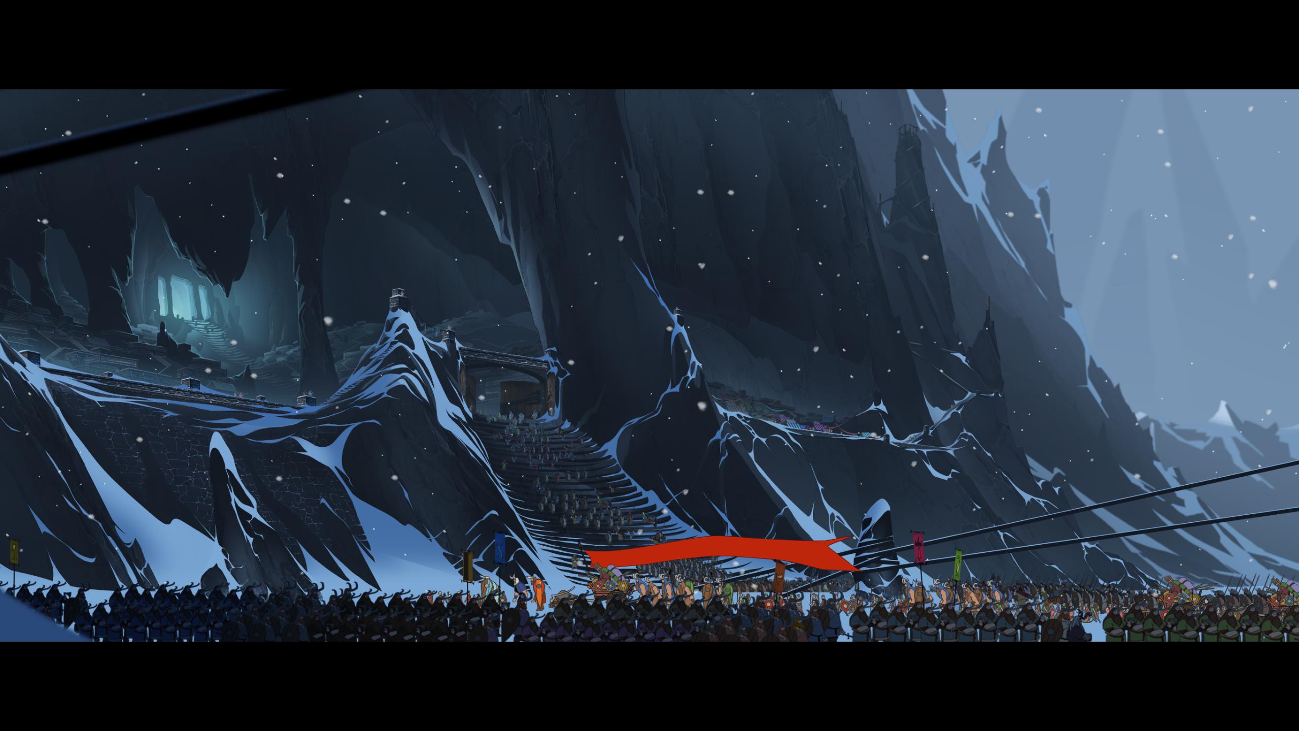 The Banner Saga HD Wallpaper Background Image 2560x1440 ID 2560x1440