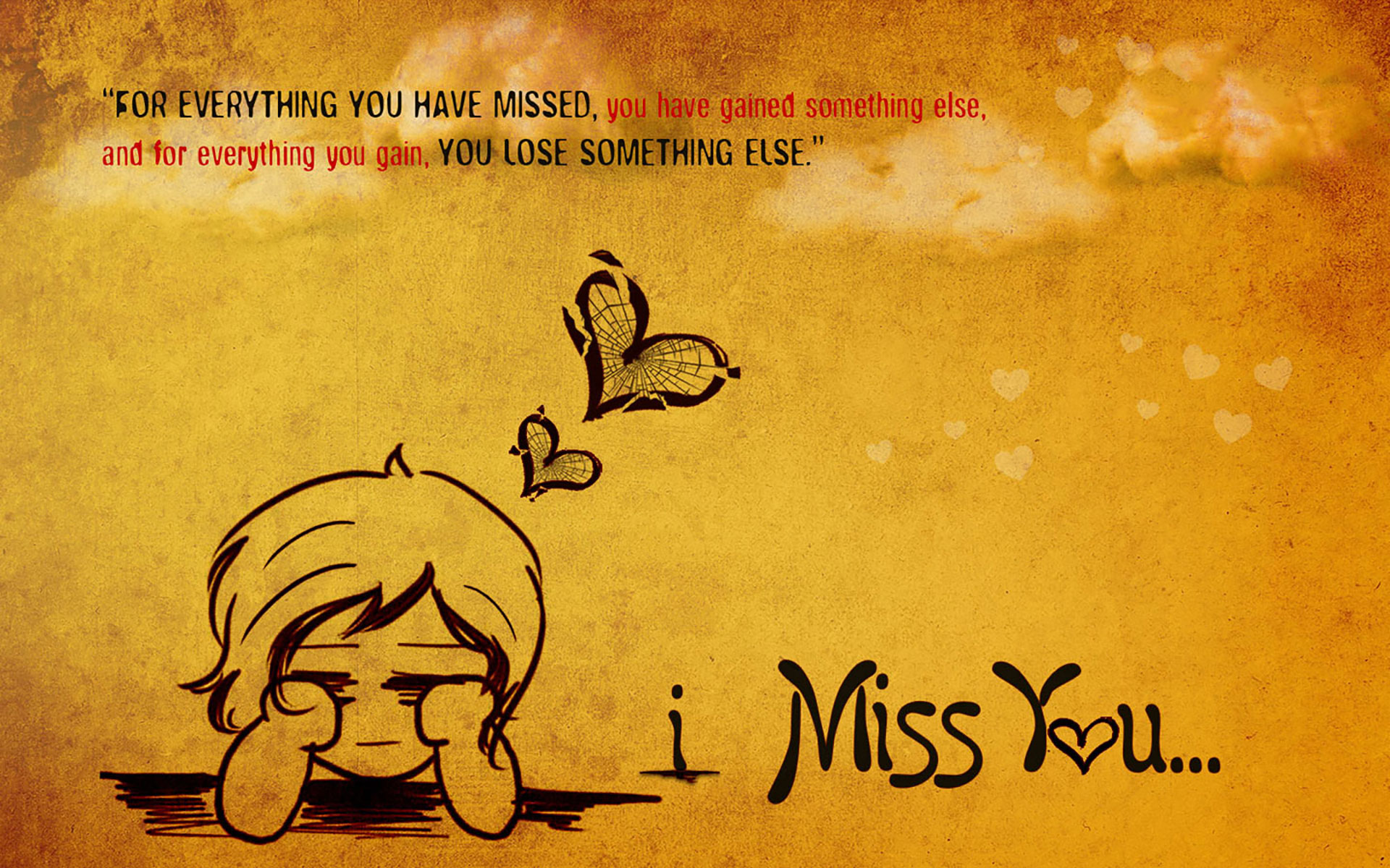 Miss You Images Wallpaper Wallpapersafari