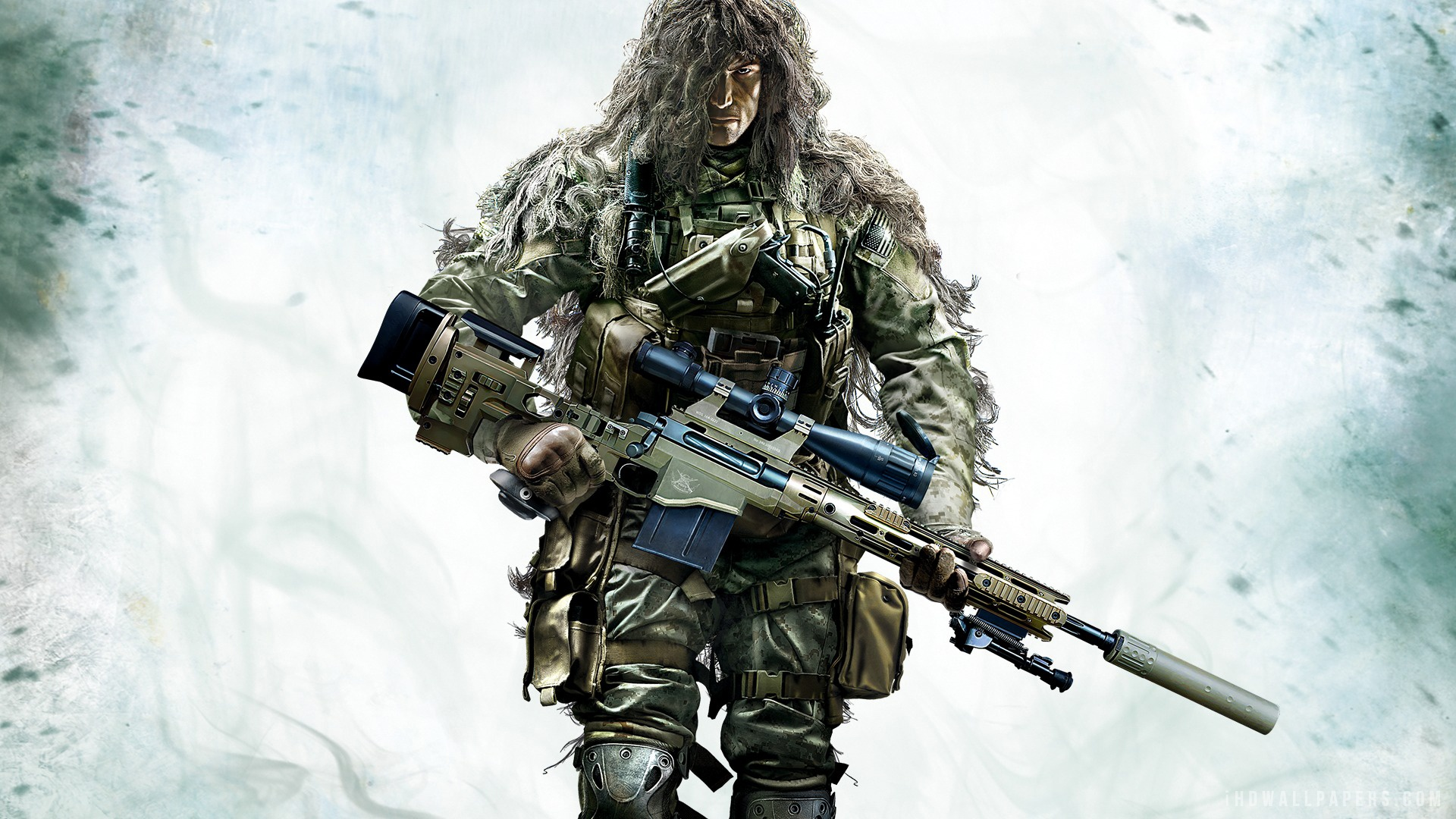 Sniper Ghost Warrior 2 Game HD Wallpaper   iHD Wallpapers 1920x1080