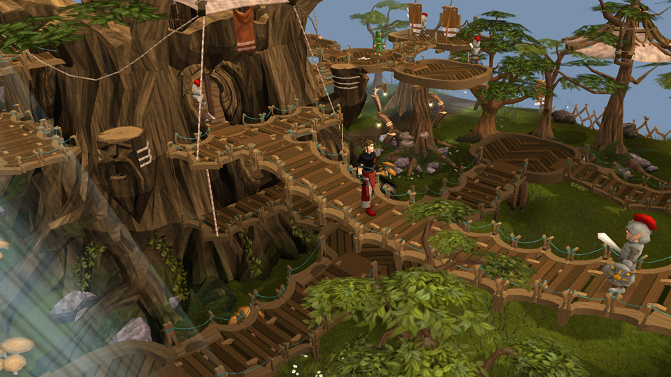 Free download RuneScape 3 [960x540] for your Desktop, Mobile