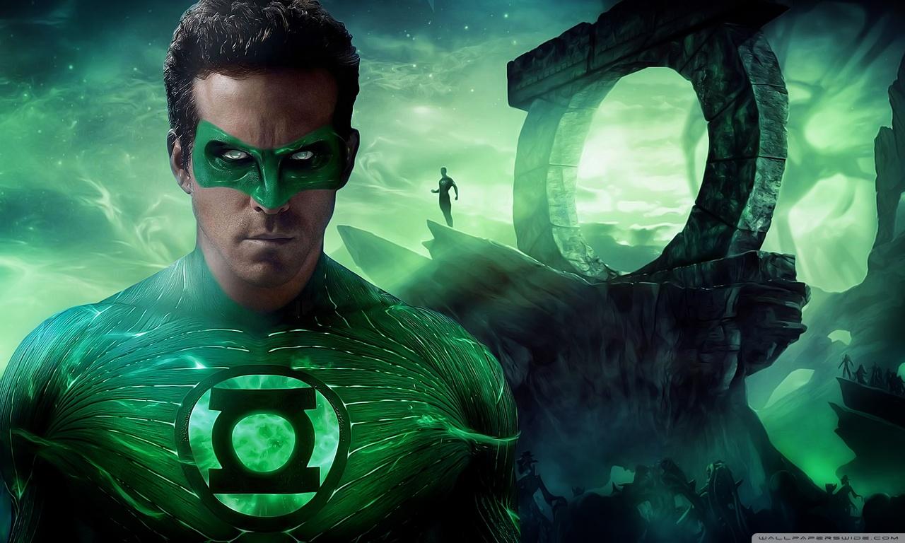 Green Lantern Movie 4K HD Desktop Wallpaper for 4K Ultra HD TV 1280x768