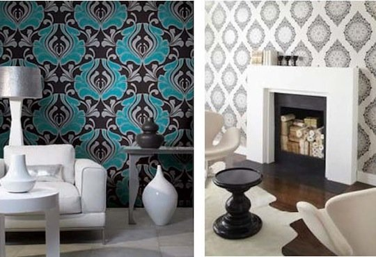DesignYourWall Design Your Own Wallpaper Apartment Therapy 540x370