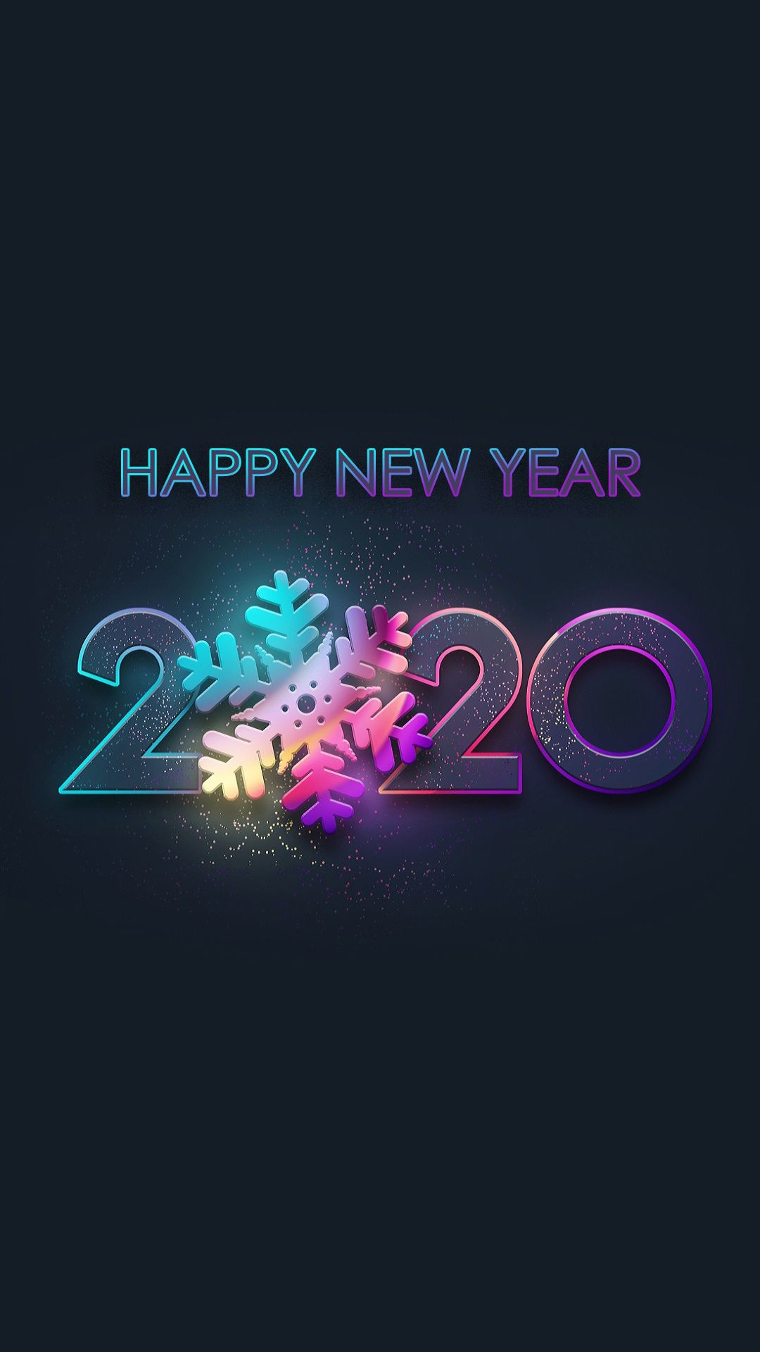 Download Happy New Year 2020 Wallpapernbsp for your Android 1080x1920