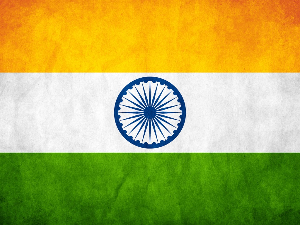 Flower With Indian Flag Hd: Free Indian Wallpapers For Desktop