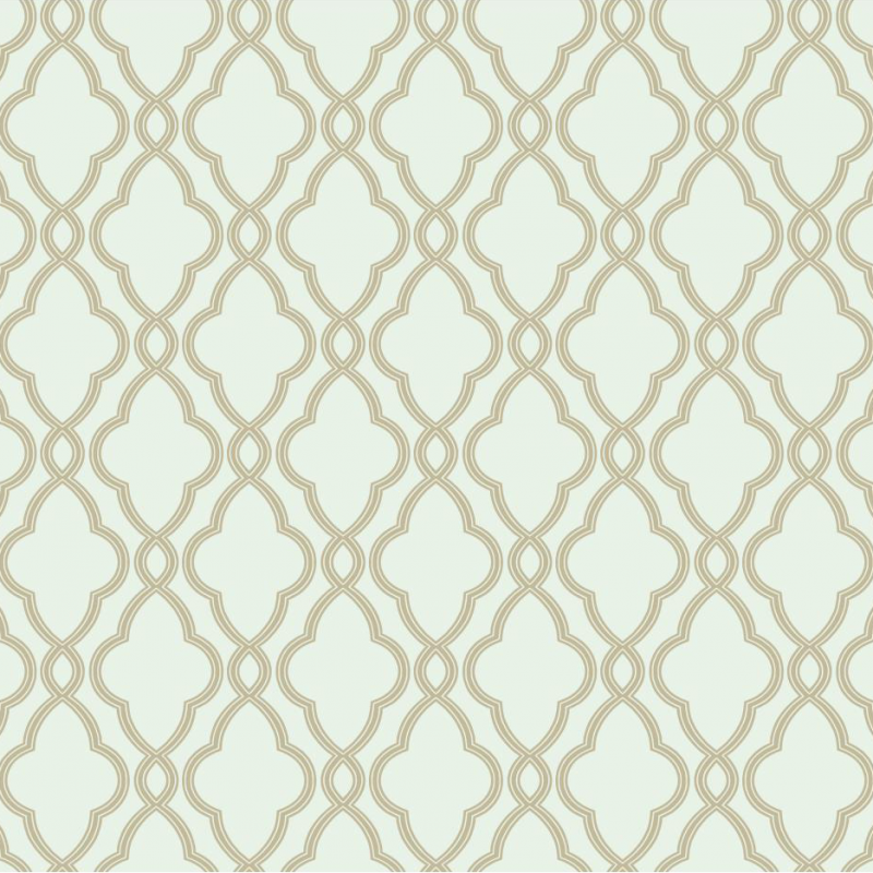 Wallpaper Geometric Metallic Hampton Trellis Wallpaper 800x800