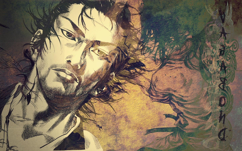 Vagabond Miyamoto Musashi Samurai Sword Katana Wallpapers HD 1440x900