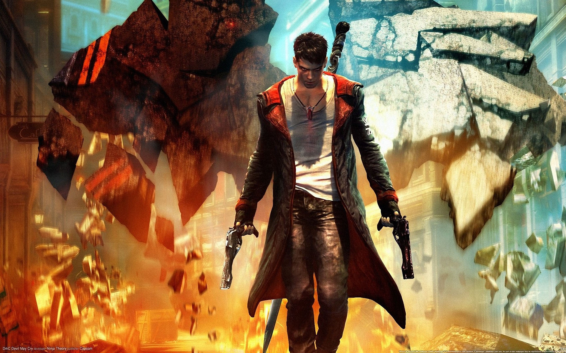 Devil May Cry 5 Wallpaper 1920x1200 Wallpapers 1920x1200 Wallpapers 1920x1200