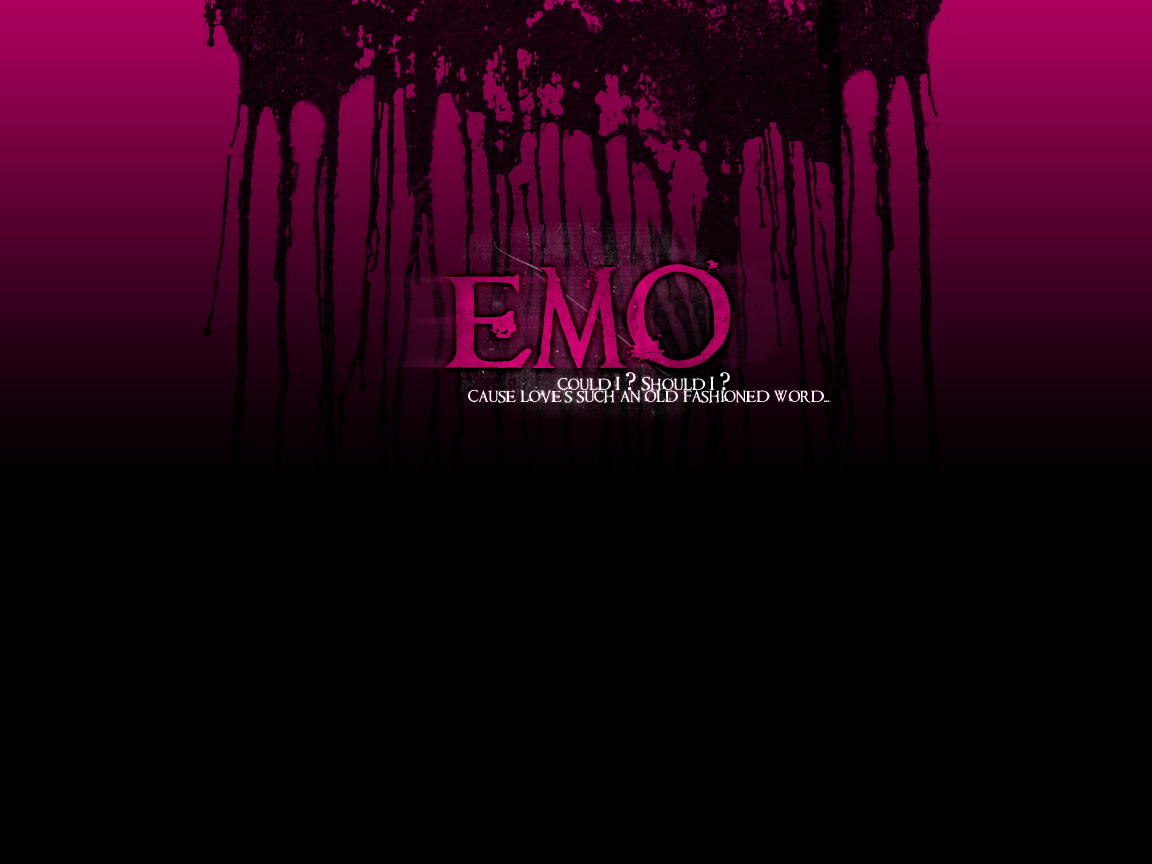 Emo love background See To World 1152x864