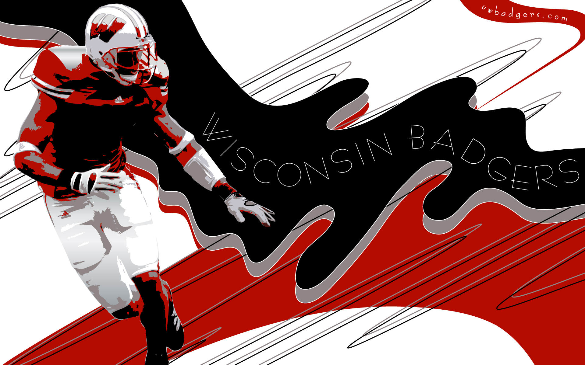 Wisconsin Badgers Football Wallpaper Collection Sports Geekery 1920x1200