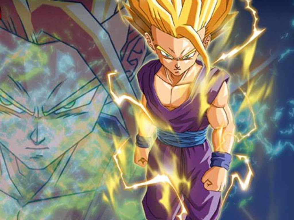 42 Gohan Wallpaper Hd On Wallpapersafari