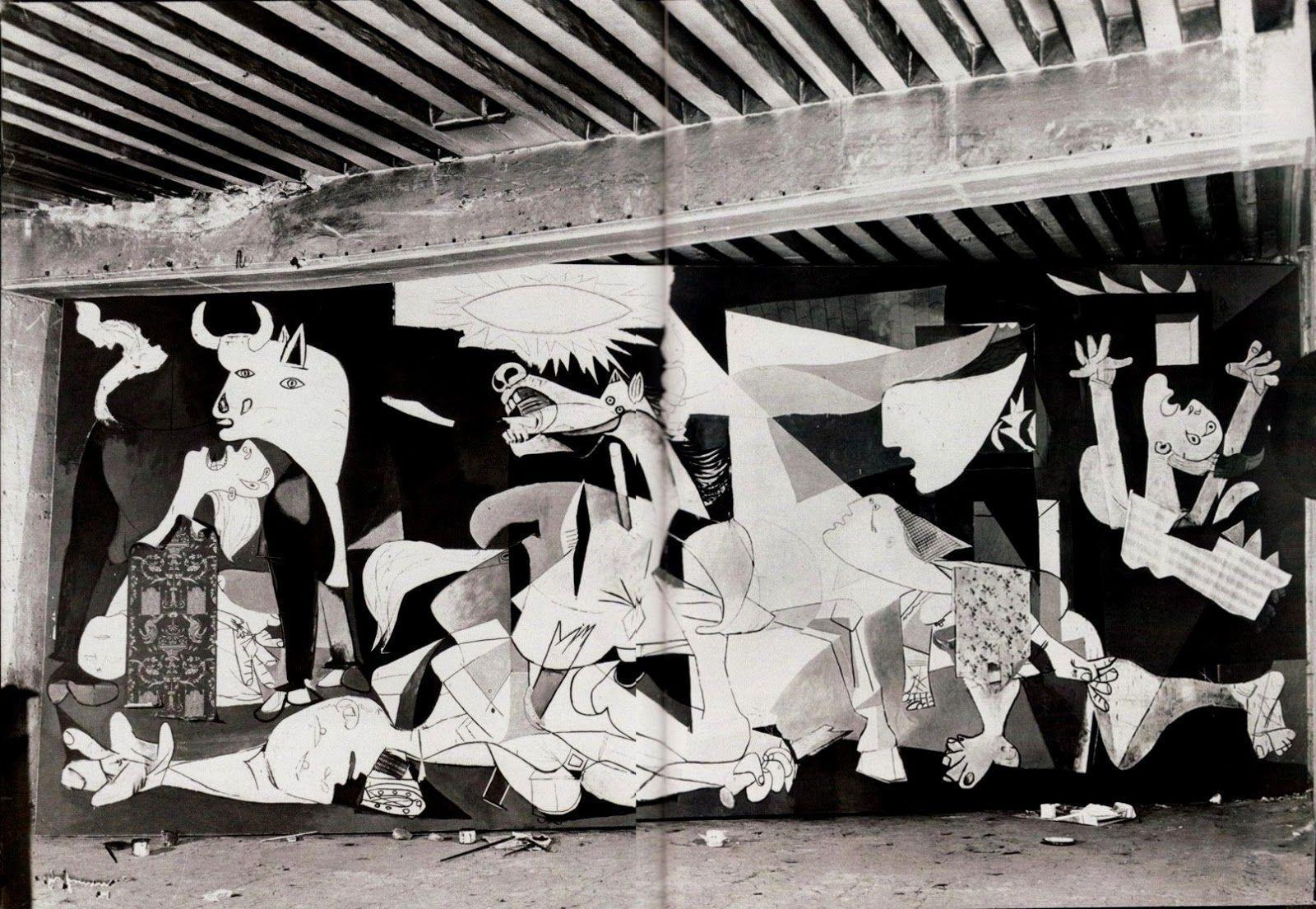 Guernica Wallpapers 1600x1105