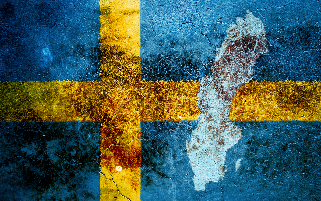 are viewing sweden flags hd wallpaper color palette tags sweden flags 1280x800