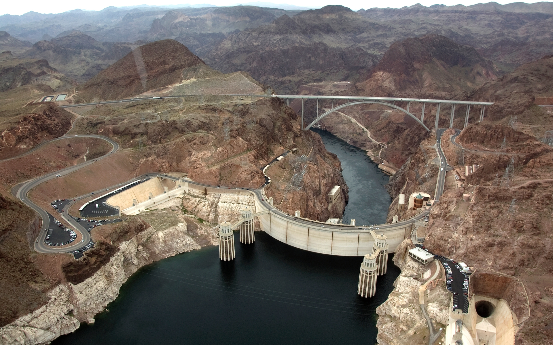 Hoover Dam HD Wallpaper Background Image 1920x1200 ID553442 1920x1200
