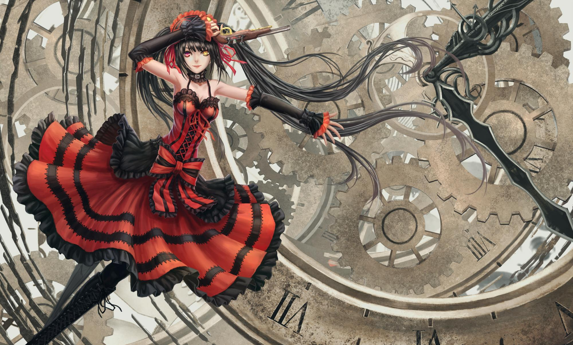 Date A Live Wallpapers HD Download 2000x1204
