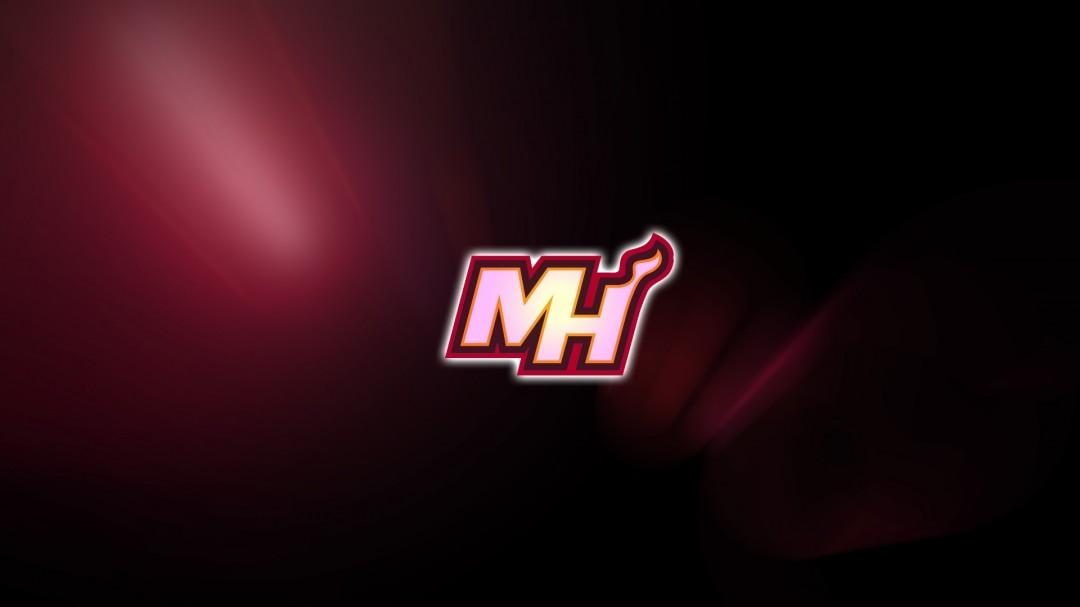 42 Miami Heat Logo Wallpaper Hd On Wallpapersafari