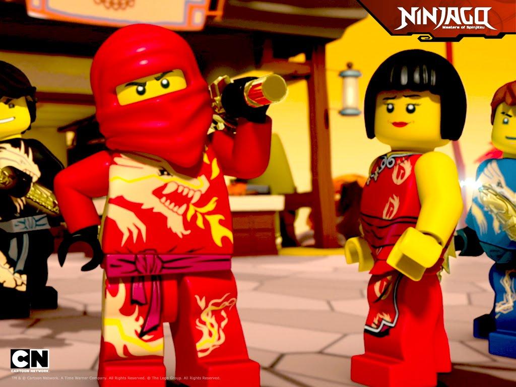 VIZIO BLOG LEGO NINJAGO MASTERS OF SPINJITSU WALLPAPERS 1024x768