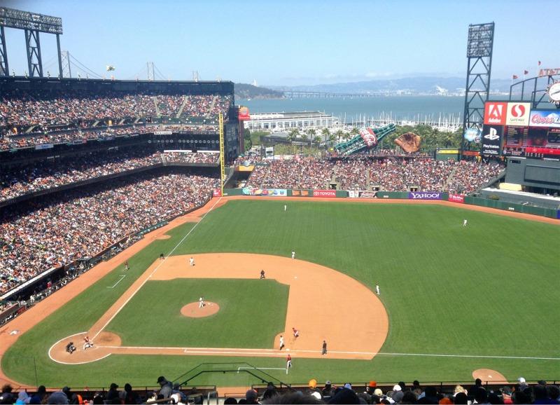 San Francisco Giants Stadium Wallpaper: At T Park Wallpaper