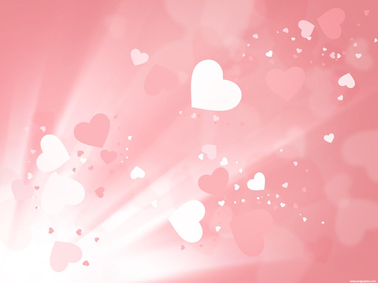 Valentines Day Background Pictures WallpaperSafari – Valentine Card Background