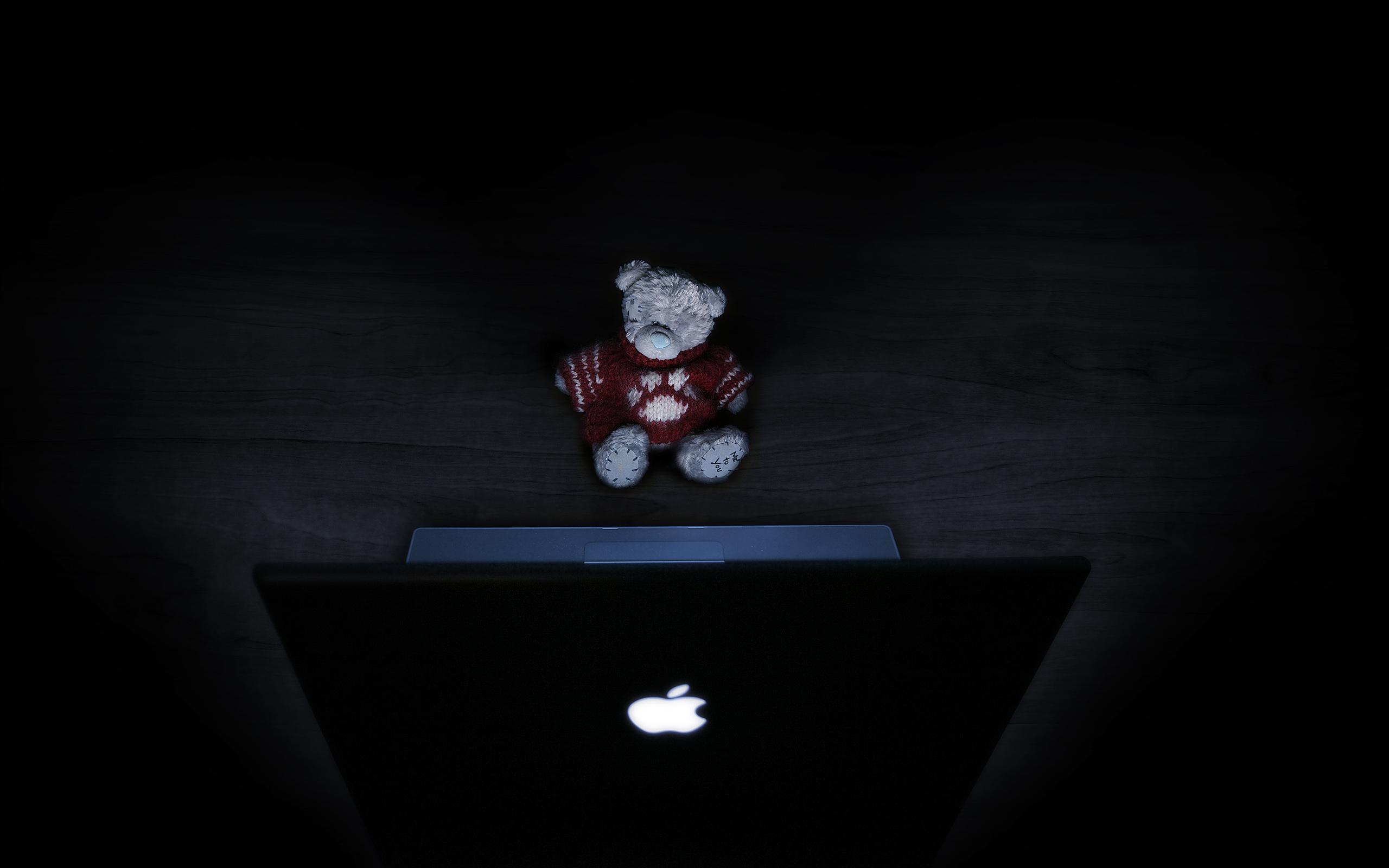 Teddybear Mac Wallpapers HD Wallpapers 2560x1600
