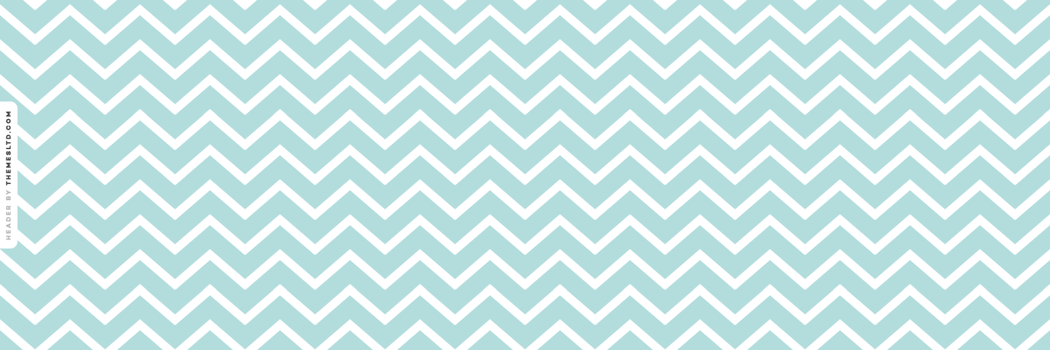 Blue Zig Zag White Stripes Askfm Background   Stripe Wallpapers 1500x500