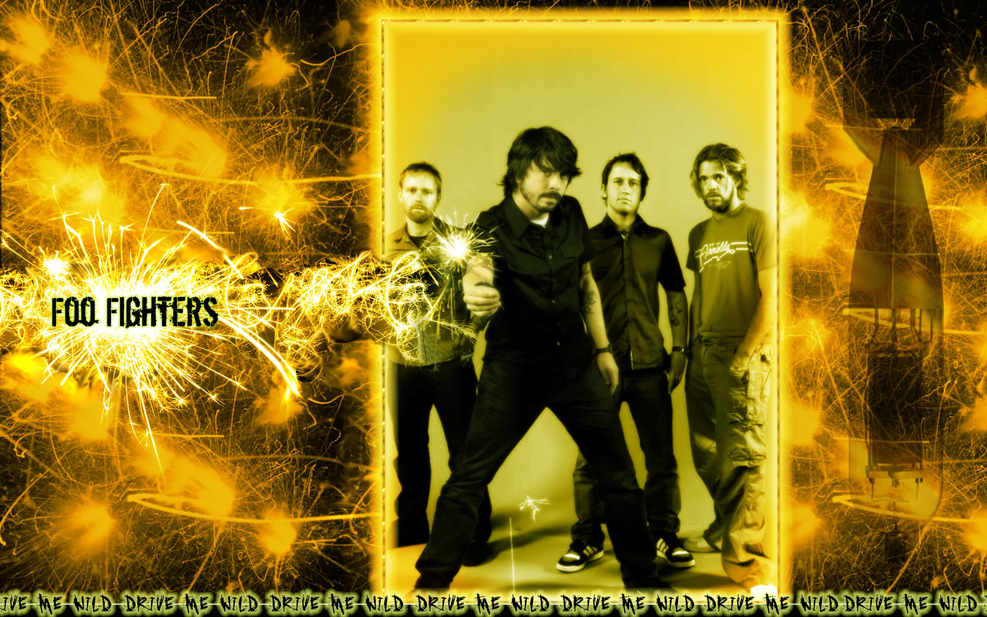 Foo Fighters 1920x1200