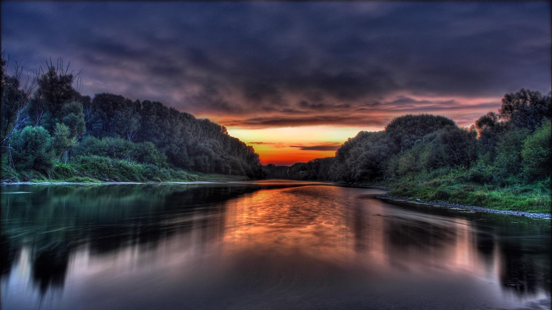 Windows 10 River Wallpaper - WallpaperSafari