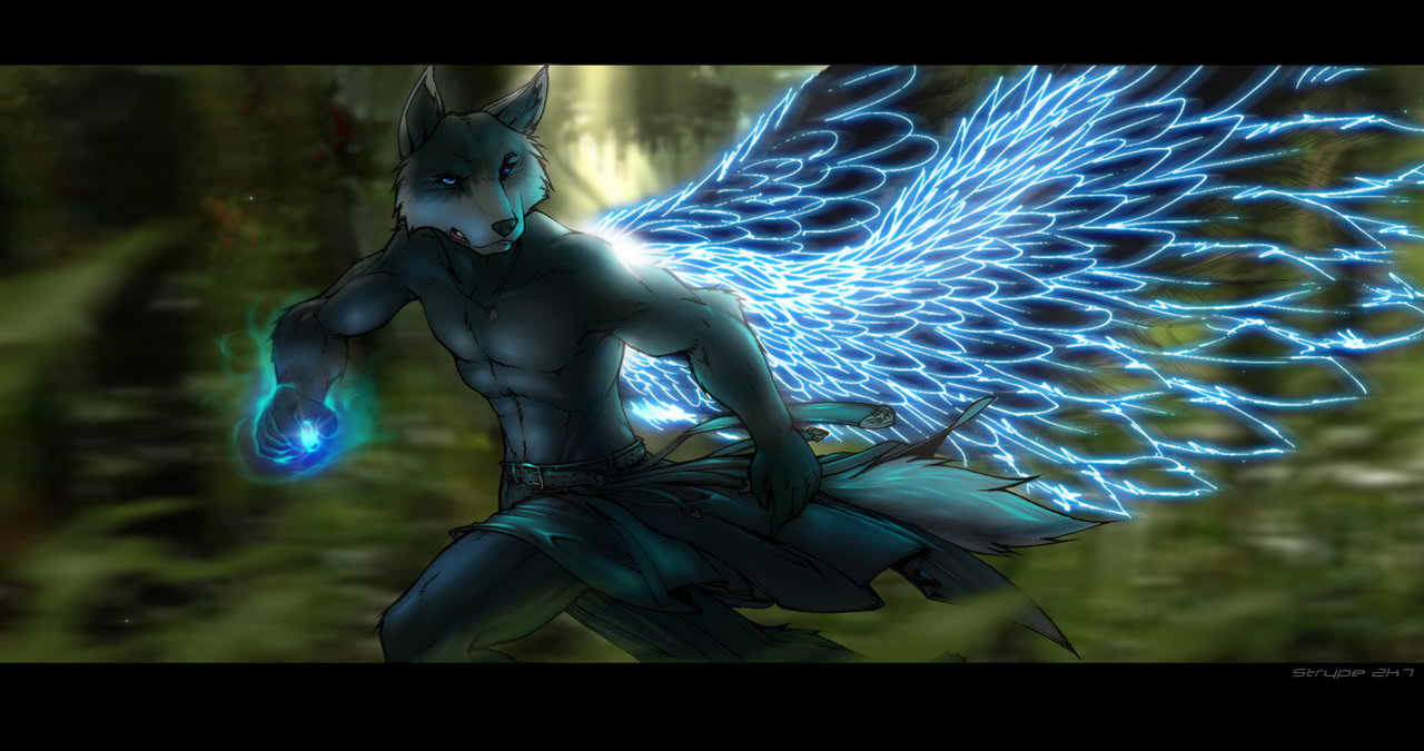 download magic furry fandom lycans wolves wolf 1280x675